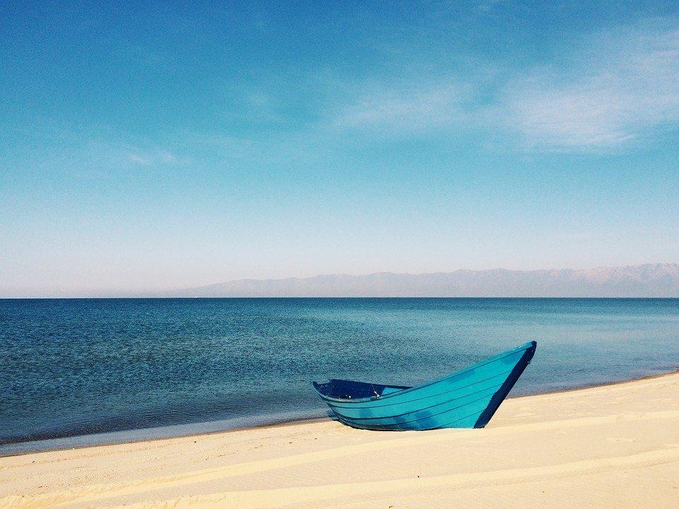 Boat, Beach, Sand, Ocean, Sea, Coast, Shore, Water, Time
